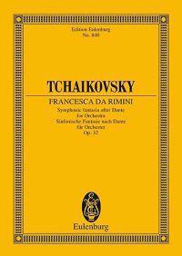 Francesca Da Rimini, Op. 32, Cw 43: Symphonic Fantasia After Dante