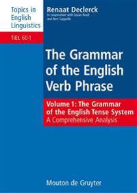 The Grammar of the English Verb Phrase