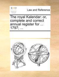 The Royal Kalendar