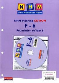 New Heinemann Maths Year 6 Teaching FileCD Rom 02/2008