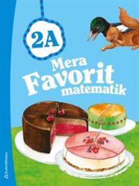 Mera Favorit matematik 2A - Elevpaket (Bok + digital produkt)