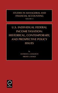 Us Individual Federal Income Taxation