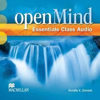 Openmind essentials level - class audio cd