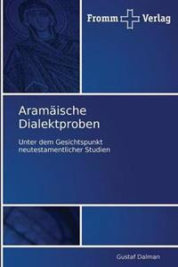 Aramaische Dialektproben