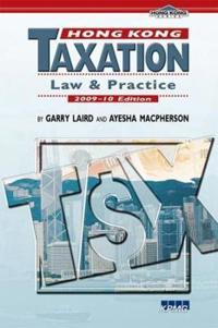 Hong Kong Taxation 2009-10