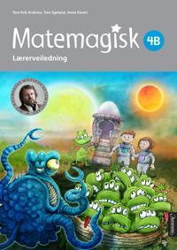 Matemagisk 4B - Tom-Erik Kroknes, Tom Egeland, Anna Kavén pdf epub
