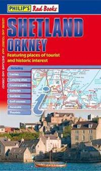 Philip's Red Books Shetland and Orkney