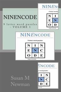 Ninencode: 9 Letter Word Puzzles