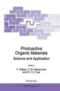 Photoactive Organic Materials