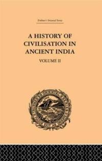 A History Of Civilisation In Ancient India