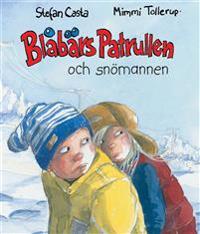 Blåbärspatrullen och snömannen (bild-ebok+)
