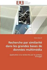 Recherche Par Similarite Dans Les Grandes Bases de Donnees Multimedia