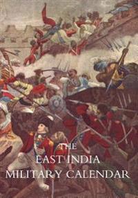 East India Military Calendar