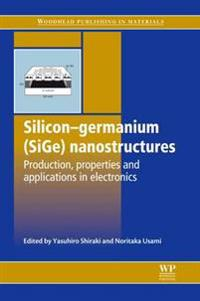 Silicon-germanium Sige Nanostructures