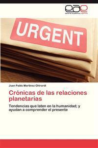 Cronicas de Las Relaciones Planetarias
