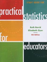 Practical Statistics for Educators