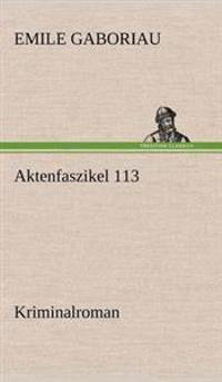 Aktenfaszikel 113