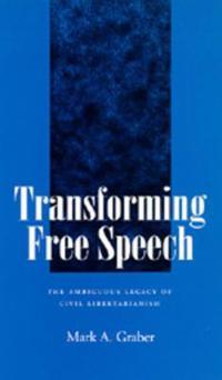 Transforming Free Speech