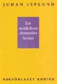Det sociala livets elementära former