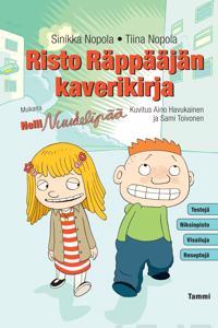 Risto Räppääjän kaverikirja