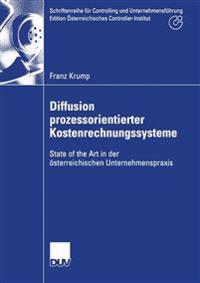 Diffusion Prozessorientierter Kostenrechnungssysteme