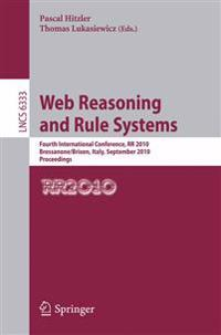 Web Reasoning and Rule Systems