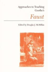 Approaches to Teaching Goethe's Faust