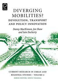 Diverging Mobilities