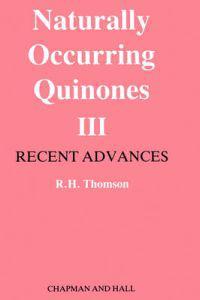 Naturally Occurring Quinones III