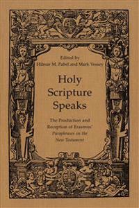 Holy Scripture Speaks