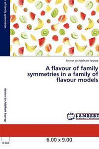 A Flavour of Family Symmetries in a Family of Flavour Models
