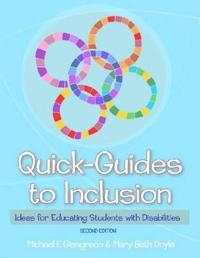 Quick Guides to Inclusion