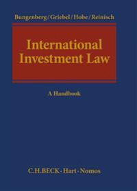 International Investment Law: A Handbook