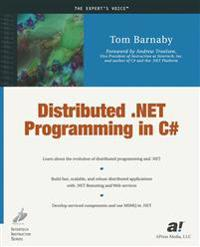 Distributed .Net Programming in C#