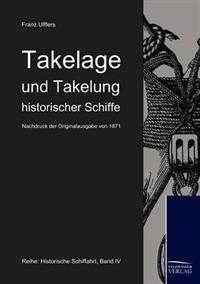 Takelage Und Takelung Historischer Schiffe
