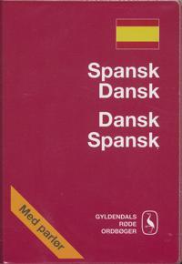 Spansk-dansk, dansk-spansk ordbog