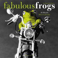 Fabulous Frogs David Mcenery 2012 Calendar