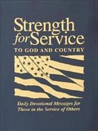 Strength for Service to God and Country-Navy