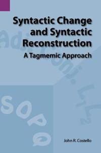 Syntactic Change and Syntactic Reconstruction