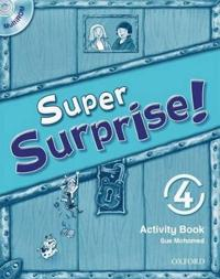 Super Surprise!: 4: Activity Book and MultiROM Pack