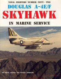 Douglas A-4E/F Skyhawk in Marine Service