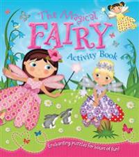 The Magical Fairy Activity Book