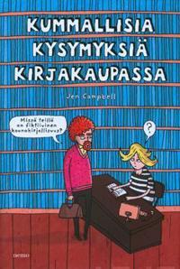 Kummallisia kysymyksiä kirjakaupassa