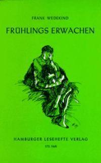 Frühlings Erwachen - Frank Wedekind - pocket (9783872911728)     Bokhandel
