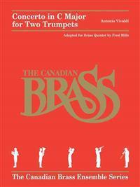Antonio Vivaldi - Concerto in C Major for Two Trumpets