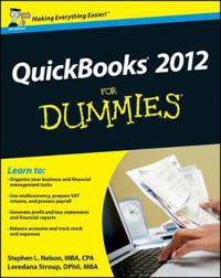 QuickBooks X For Dummies, UK Edition