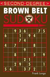 Second-Degree Brown Belt Sudoku (R)