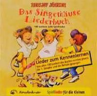 Das Singemäuse Liederbuch. CD