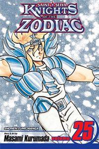 Knights of the Zodiac (Saint Seiya), Volume 25