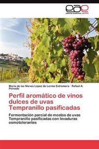 Perfil Aromatico de Vinos Dulces de Uvas Tempranillo Pasificadas